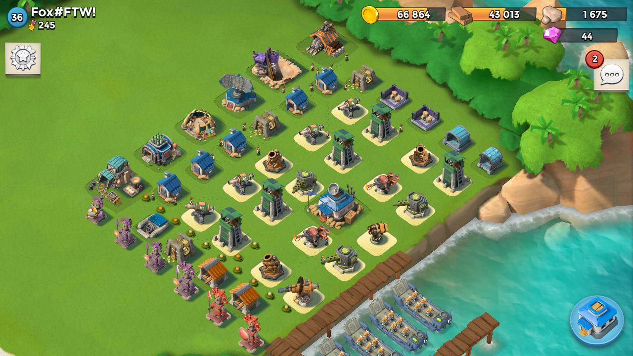 bought a boom beach account for sale with a clash of. Black Bedroom Furniture Sets. Home Design Ideas
